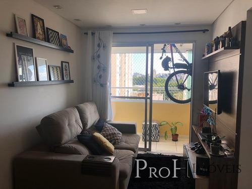 Imagem 1 de 14 de Apartamento Para Venda Em São Bernardo Do Campo, Centro, 2 Dormitórios, 1 Banheiro, 1 Vaga - Grvillnov
