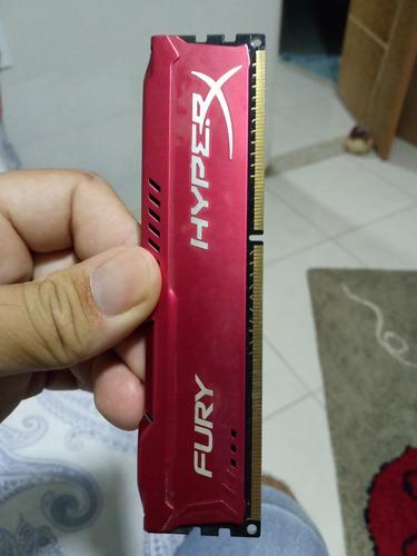 Kit Memoria Ddr3 1x4gb Kingston 1333 /1x4 Hypex Fury