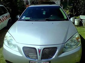 Pontiac G6 G Gt Easytronic Piel Ba 2006