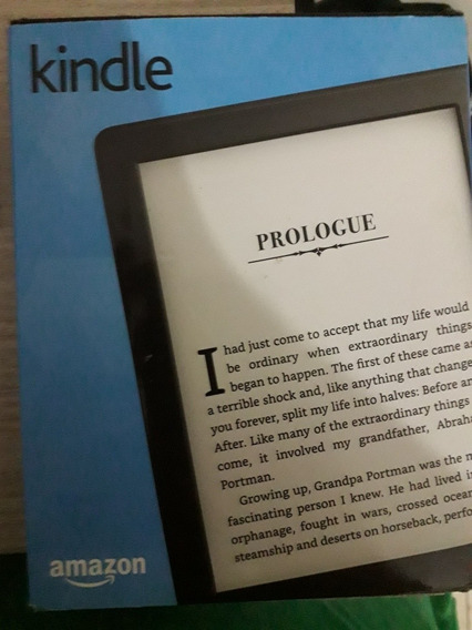 Kindle Amazon 8 Geração