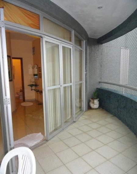 Apartamento Com 3 Dorms, Pompéia, Santos, Cod: 12756 - A12756