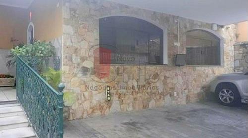 Imagem 1 de 15 de Sobrado - Vila California - Ref: 6492 - V-6492