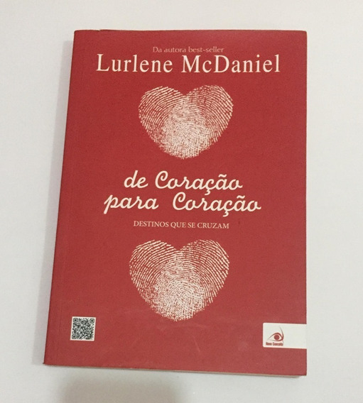 Livro De Coração Para Coração