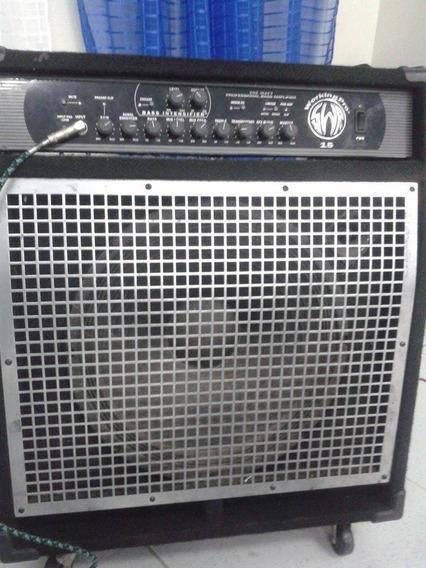 Amplificador Para Baixo Swr Working Pro 15