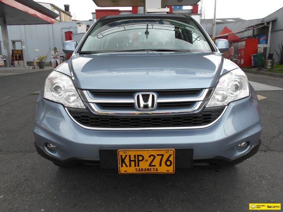 Honda Crv Ex Full Equipo 2.4