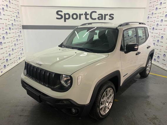 Jeep Renegade Sport At6 Linea Nueva En Stock!
