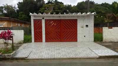 Casa Em Itanhaém No Balneário Campos Eliseos A 1 Km Da Praia