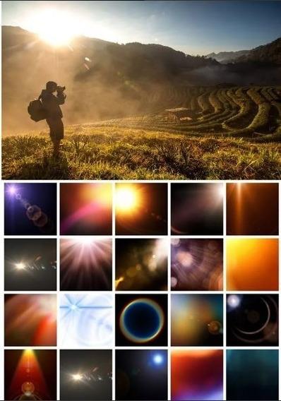 4.650 Overlays Para Photoshop - (kit Completo 2020)