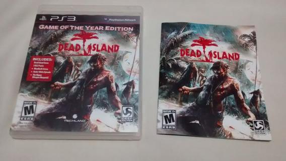 Dead Island Original Completo Ps3
