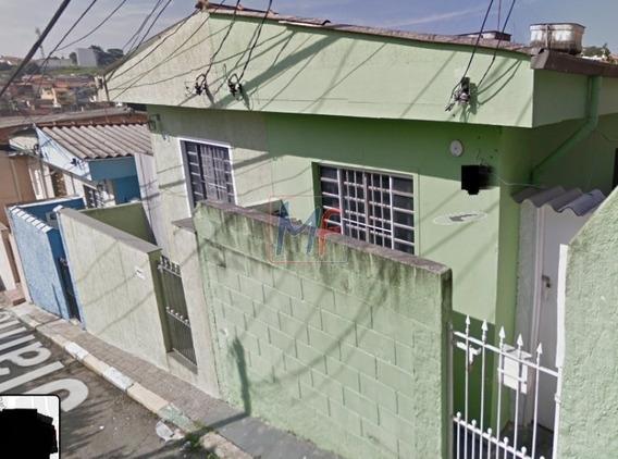 Ref 10.602 Excelente Casa Para Venda No Bairro Vila Formosa Com 1 Dorm, 60 M², Banheiro, Cozinha E Sala. Bem Localizada. - 10602