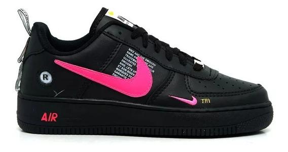 Novidade Tenis Sneakers Air Force 1 Lv8