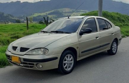 Renault Mégane Megane 1.4 Modelo 2004 Con Airbag Y Aire Acon