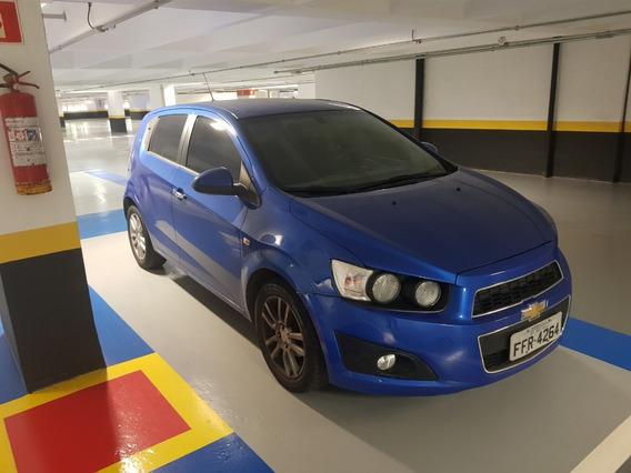 Chevrolet Sonic 1.6 16v Ltz Aut. 5p