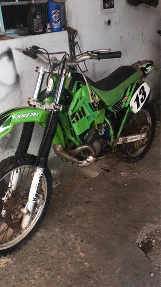 Kawasaki Kdx200