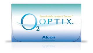 Lentes De Contacto O2 Optix