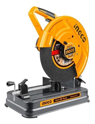 Imagen 1 de 1 de Tronzadora Industrial 2350 Watts Ingco 14 Envios Gratis
