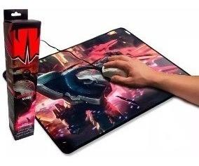 Mouse Pad Gamer Alto Desempenho Kp-s07 (50 Un)
