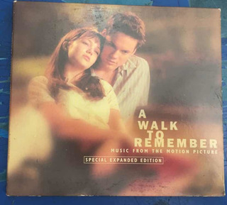Cd A Walk To Remember - Music From The Motion Picture
