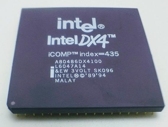 Processador Intel 486 Dx4 100 - Pentium A80486dx4100