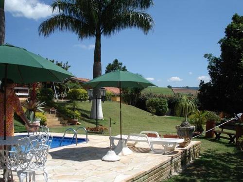 Chácara Residencial À Venda Em Itatiba. - Ch0214