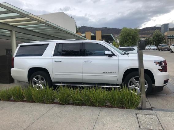 Camioneta Suburban 2018 Premier 4x4 Piel La Mas Equipada