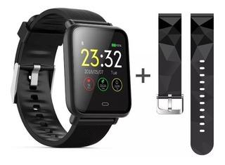 Smartwhatch Q9 Relógio Inteligente Ip67 Impermeável Original