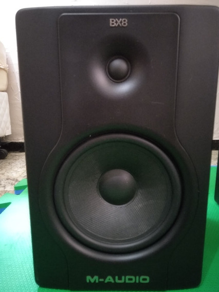 Monitor De Audio M-audio Bx8-d2