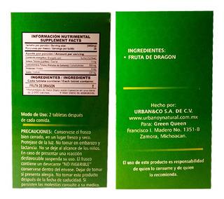 Fruta De Dragon Green Queen 15 Pack