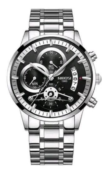 Relógio Masculino Nibosi Quartzo Provad
