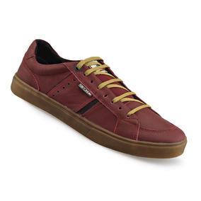 c1c09f5487c Sapatenis Ferracini Masculino Vermelho - Sapatos no Mercado Livre Brasil
