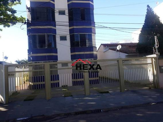 Apartamento 3 Quartos - Jardim América - Goiânia/go - Ap0414