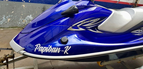 Moto De Agua Yamaha Wave Runner Vx1100 Deluxe Triplaza