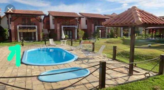 Casa Em Condomínio Fantátisco Em Gravatá, Apenas 370 Mil - Ca0287