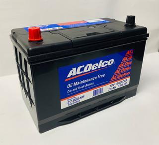 Bateria Acdelco 27-900 Ssang Yong Kyron 2000 L