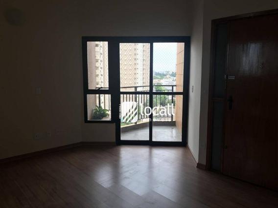Apartamento Residencial À Venda, Vila Imperial, São José Do Rio Preto. - Ap1345