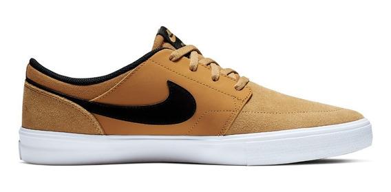 Tênis Nike Sb Portmore Ll Solar