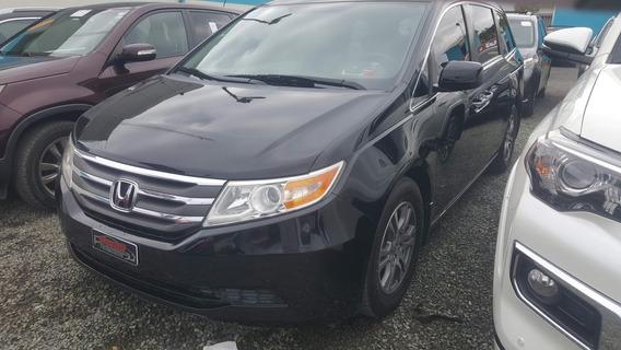 Honda Odyssey Negro 2013