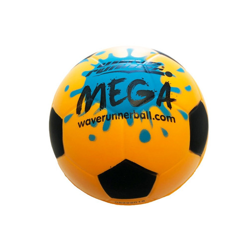 Pelota Sport Mega Ball Wave Runner Ball Futbol Naranja