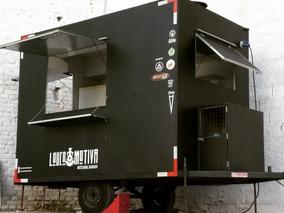 Food Truck 3x2 Baixou Para Vender De 24 Para 18.500