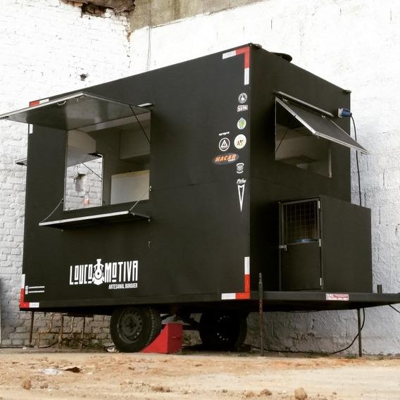 Food Truck 3x2 Baixou Para Vender. Descrições No Anúncio