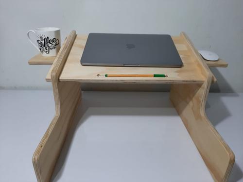 Mesa Para Computador, Con Portamouse Y Portabebidas,