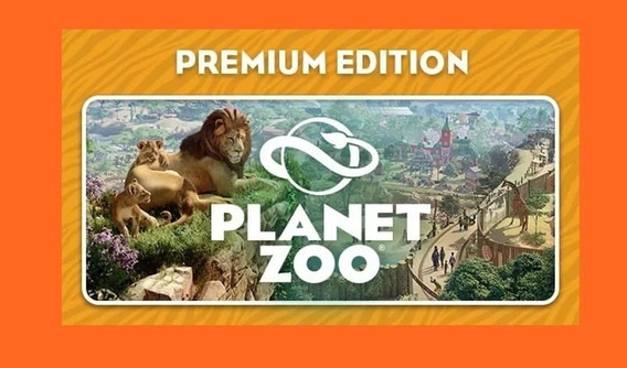 Planet Zoo Pc Steam Offline + Todas Dlcs