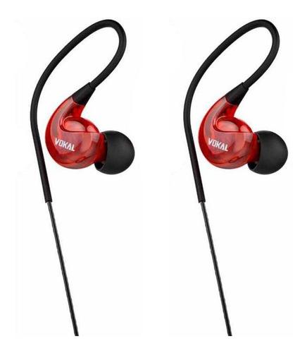 Imagem 1 de 4 de Fone Ouvido Profissional Vokal E40 Retorno Monitor In Ear
