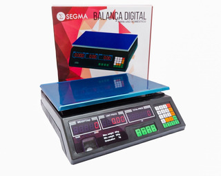 Balança Eletrônica Digital 40 Kg Alta Precisão Divisão 2g