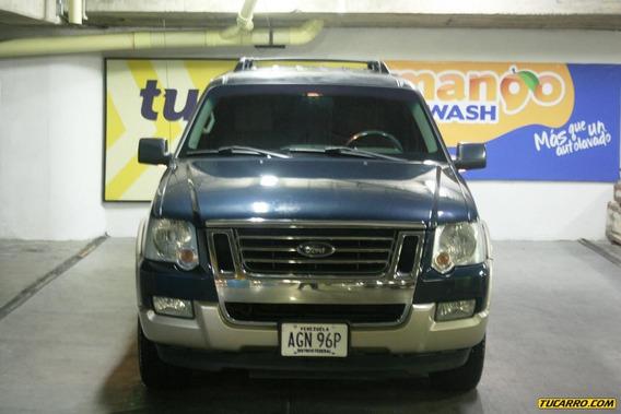 Ford Explorer Automatico