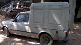 Fiat Fiorino 147 Pickup Saboneteira Fiasa Fiola Carroceria