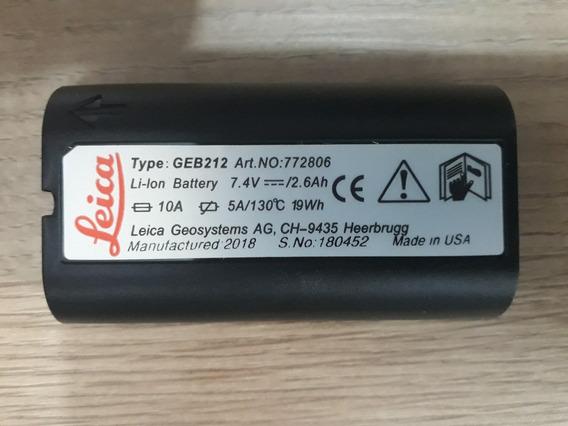 Bateria Leica Geb212 (original)
