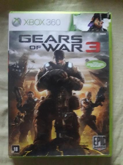 Gears Of War 3 Xbox 360 Português