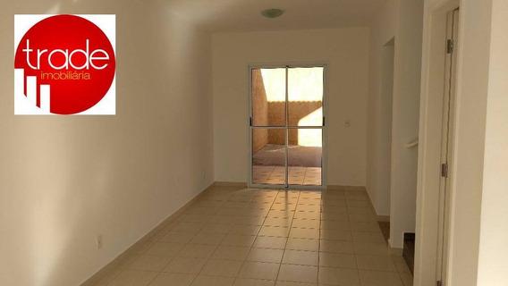 Casa Com 3 Dormitórios Para Alugar, 100 M² Por R$ 1.950,00/mês - Vila Do Golf - Ribeirão Preto/sp - Ca1244