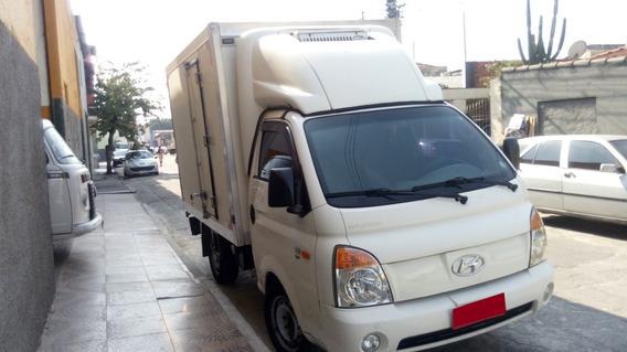 Hyundai Hr 2.5 Rs Longo C/ Baú - 2012 - Refrigerado Nova